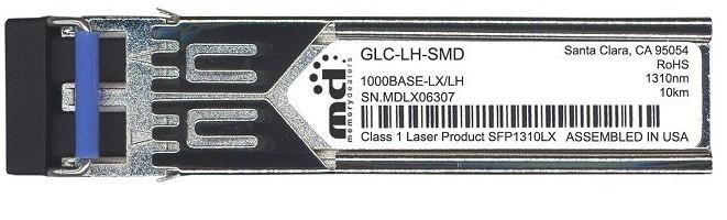 Cisco GLC-LH-SMD netwerk transceiver module 1000 Mbit/s SFP 1300 nm