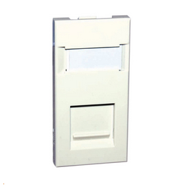 Videk 5523D wall plate/switch cover White