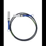 Mellanox Technologies 3m QSFP InfiniBand-Kabel Schwarz