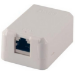 MCL BM-CAT6B/1 adaptador de cable RJ45 Blanco