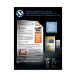 HP Premium Glossy Presentation Paper 120 gsm-250 sheet/Letter/8.5 x 11 in inkjet paper