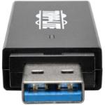 Tripp Lite U352-000-SD card reader USB 3.2 Gen 1 (3.1 Gen 1) Black