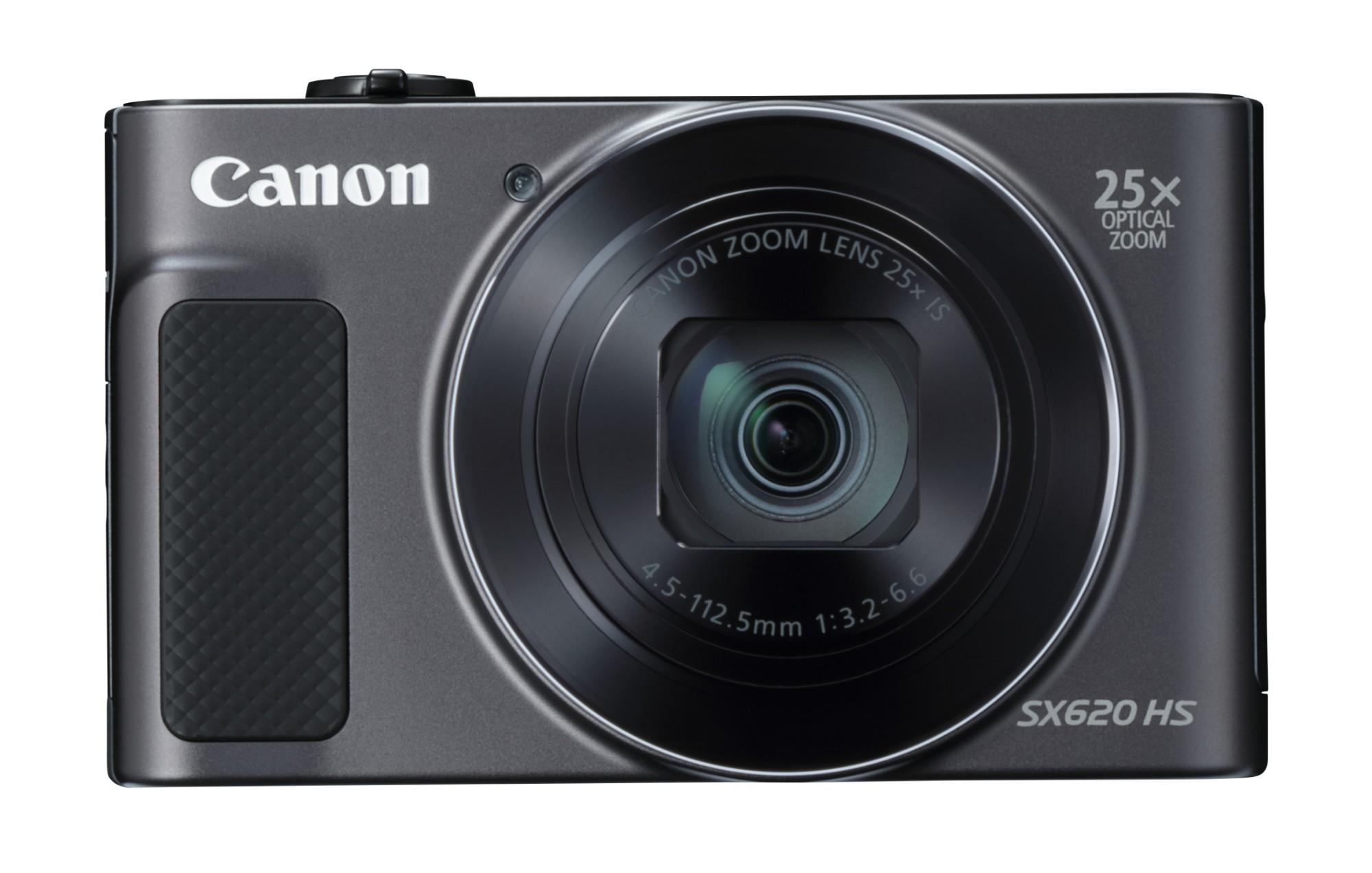 "Canon PowerShot SX620 HS Cámara compacta 20,2 MP CMOS 5184 x 3888 Pixeles 1/2.3"" Negro"