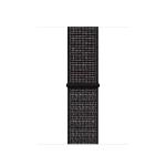 Apple MX7Y2ZM/A smartwatch accessory Band Schwarz Nylon