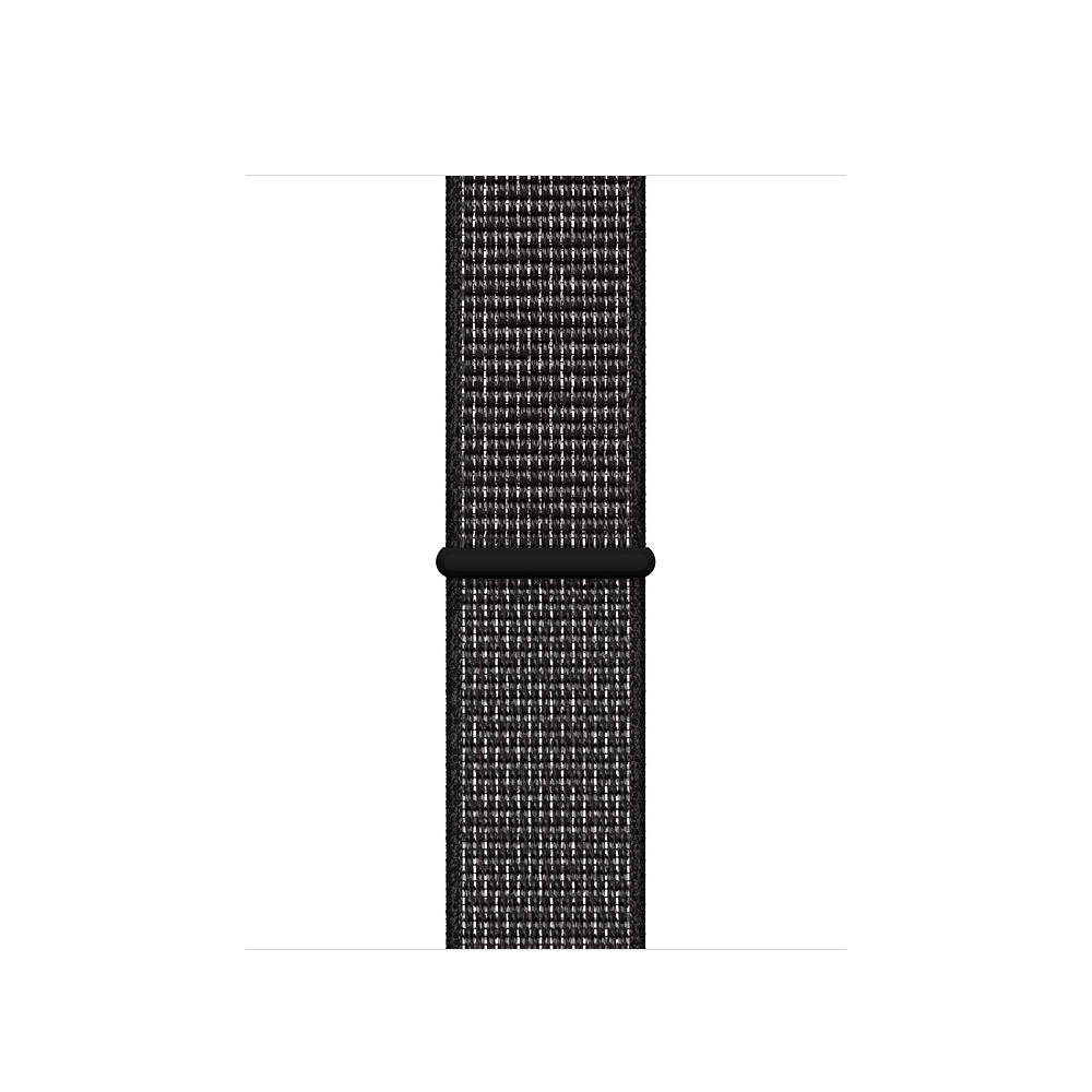 Apple MX7Y2ZM/A smartwatch accessory Band Black Nylon