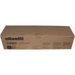 Olivetti B0331 Toner black, 6.5K pages @ 5percent coverage