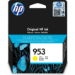 HP Cartucho de tinta Original 953 amarillo