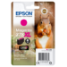 Epson Squirrel Singlepack Magenta 378XL Claria Photo HD Ink