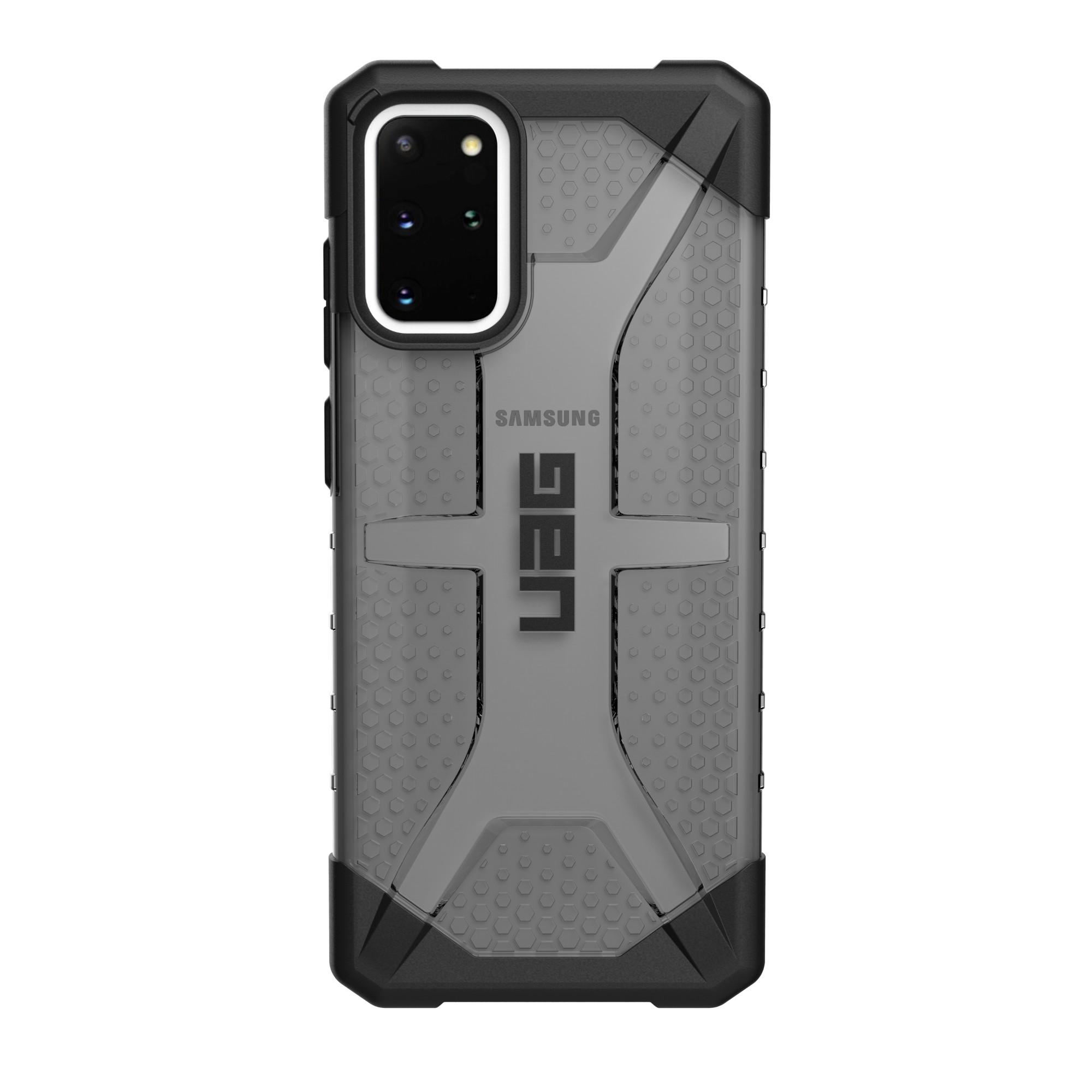 """Urban Armor Gear Plasma Series funda para teléfono móvil 17 cm (6.7"""") Negro, Translúcido"""