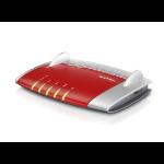 AVM FRITZ!Box 7560 Dual-band (2.4 GHz / 5 GHz) Gigabit Ethernet 3G 4G Red wireless router