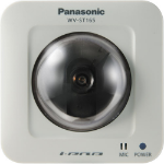 Panasonic WV-ST165 IP indoor Dome White surveillance camera