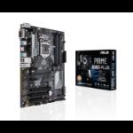 ASUS Prime B360-Plus/CSM motherboard LGA 1151 (Socket H4) ATX Intel® B360