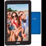 AOC TABLET AOC 7 / A726-B / IPS LCD CAPACITIVA / COLOR AZUL / ANDROID 6.0.1 / INTEL QUAD CORE 1.3 GHZ / dir