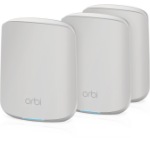 Netgear WiFi 6 Orbi 1200 Mbit/s White