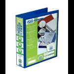Elba 400008431 ring binder A4 Blue
