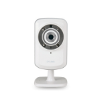 D-Link DCS-932L Indoor White security camera