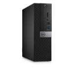 DELL OptiPlex 5050 3.6GHz i7-7700 SFF Black PC