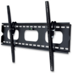 Manhattan 424752 Black flat panel wall mount