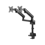 V7 Dual Monitor Mount Professional Touch Adjust