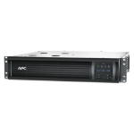 APC Smart-UPS Line-Interactive 1000VA 4AC outlet(s) Rackmount Black uninterruptible power supply (UPS)