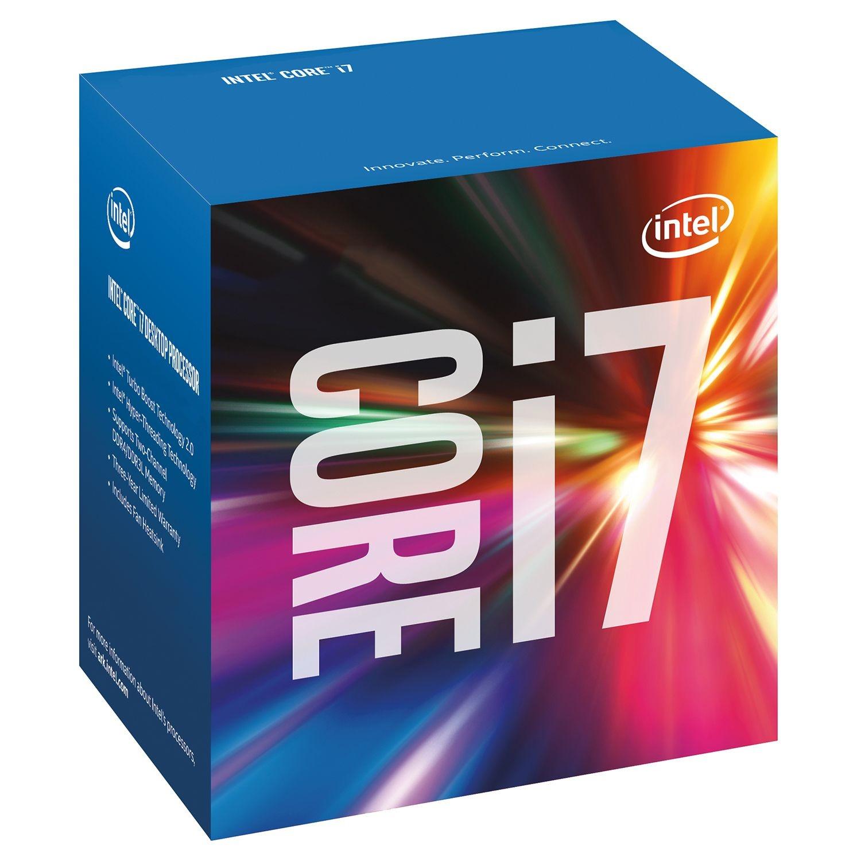 Intel Core i7-6850K processor 3.6 GHz Box 15 MB Smart Cache