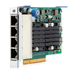 Hewlett Packard Enterprise Ethernet 1Gb 4-port 331FLR 1000 Mbit/s Internal