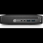 HP EliteDesk 705 G3 DM 2LT38ET#ABU Pro A12 870E6 8GB 256GB SSD BT Win 7/10 Pro