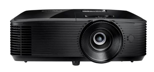 Optoma HD28e data projector Standard throw projector 3800 ANSI lumens DLP 1080p (1920x1080) 3D Black