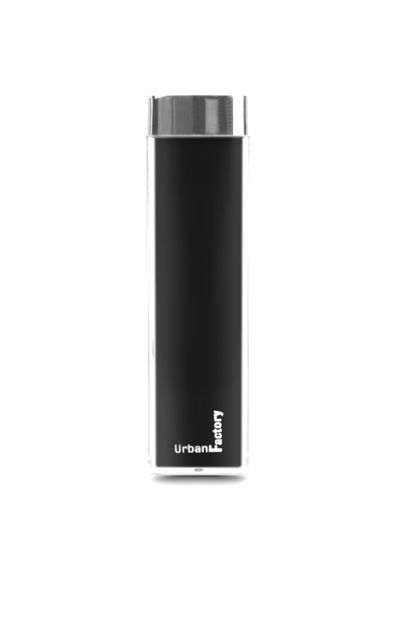 Urban Factory Lipstick batería externa Negro 2600 mAh