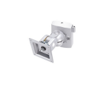 "Newstar FPMA-DTBW910 30"" Silver flat panel ceiling mount"