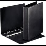 Esselte 49763 ring binder A4 Black