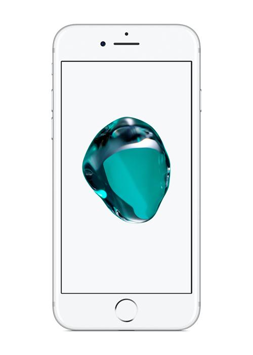 Apple iPhone 7 Single SIM 4G 256GB Silver smartphone