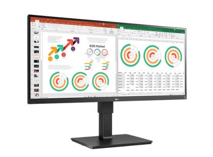 LG 34BN770-B computer monitor 86.4 cm (34