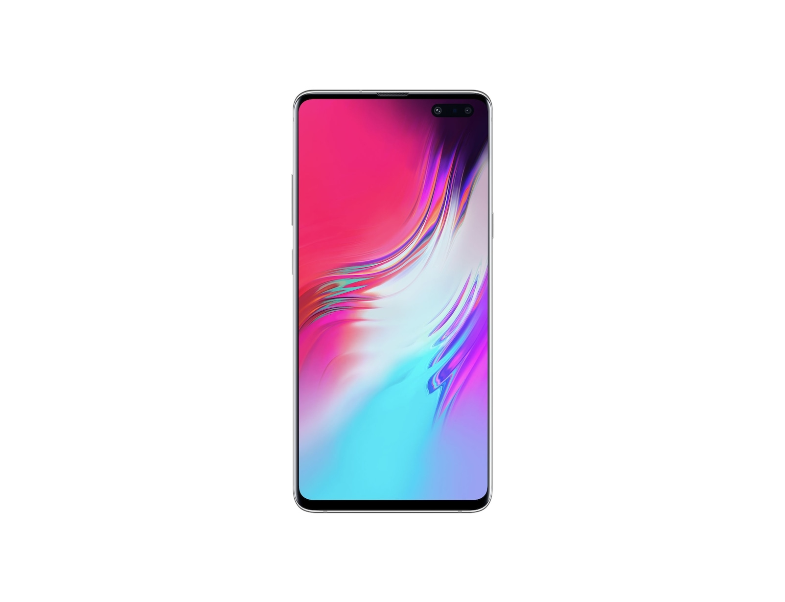"Samsung Galaxy SM-G977B 17 cm (6.7"") 8 GB 256 GB Single SIM Silver 4500 mAh"