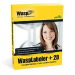 Wasp WaspLabeler +2D (5U) bar coding software