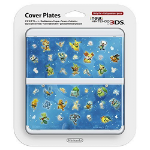 NINTENDO NEW 3DS COVERPLATE 30 POKEMON SUPER MYSTERY DUNGEON