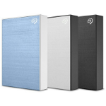 Seagate Backup Plus Portable external hard drive 5000 GB Blue