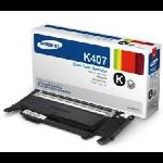 Samsung CLT-K407S Toner 1500páginas Negro