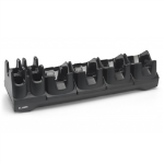 ZEBRA charging/transmitter cradle, 8 slots, ethernet