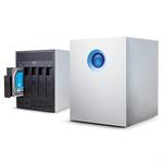 LaCie 5big Thunderbolt 2 20000GB Desktop Aluminium disk array