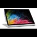 """Microsoft Surface Book 2 Plata Híbrido (2-en-1) 38,1 cm (15"""") 3240 x 2160 Pixeles Pantalla táctil 1,90 GHz 8ª generación de procesadores Intel® Core™ i7 i7-8650U"""