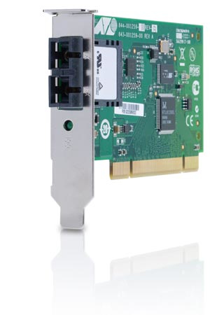 Allied Telesis AT-2701FXa Internal Ethernet 100Mbit/s networking card