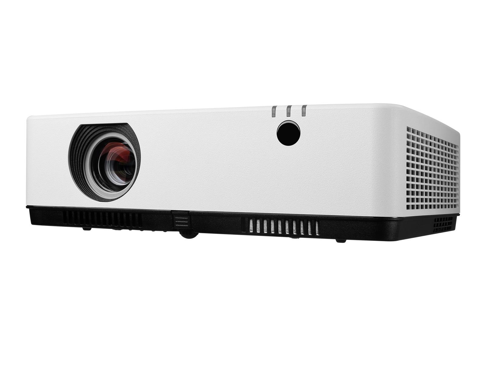 NEC ME372W videoproyector 3700 lúmenes ANSI 3LCD WXGA (1280x800) Proyector para escritorio Blanco