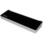 StarTech.com Docking station voor twee laptops deel randapparatuur, apparaten en bestanden USB 3.0