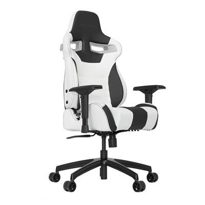 Vertagear Racing Series S-Line SL4000 Rev. 2 Gaming Chair - White/Black Edition