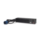 APC AP7922B 16AC outlet(s) 2U Black power distribution unit (PDU)