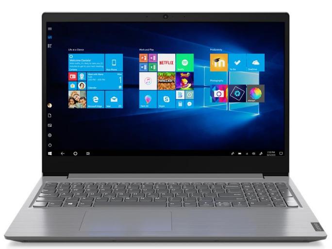 "Lenovo V V15 Gray Notebook 39.6 cm (15.6"") 1920 x 1080 pixels 10th gen Intel® Core™ i5 8 GB DDR4-SDRAM 256 GB SSD Wi-Fi 5 (802.11ac) Windows 10 Home"