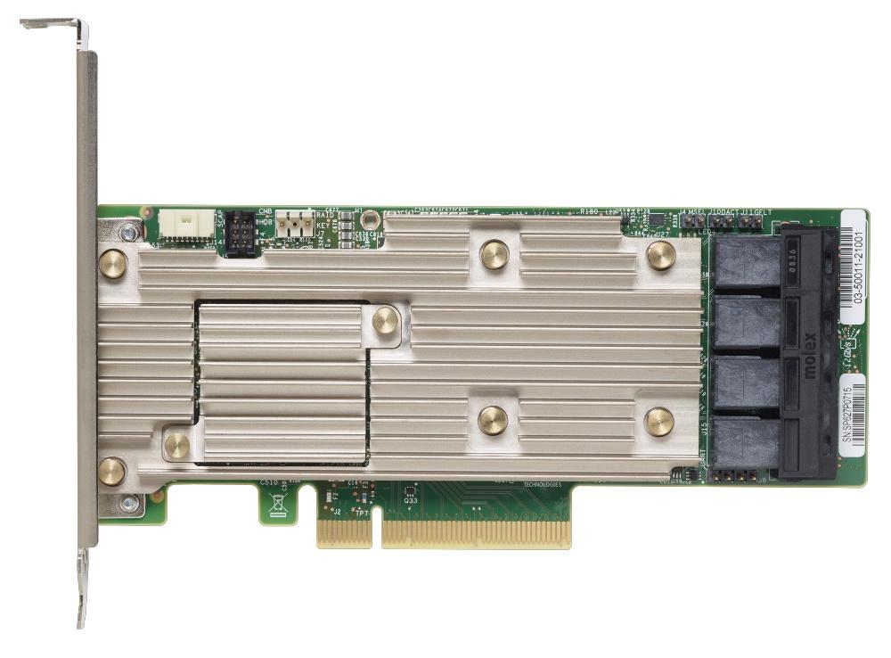 Lenovo 7Y37A01085 controlado RAID PCI Express x8 3.0 12000 Gbit/s