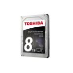 "Toshiba X300 3.5"" 8000 GB Serial ATA III"
