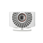LG PF1500G Desktop projector 1400ANSI lumens DLP 1080p (1920x1080) White data projector